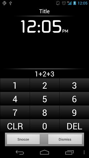 alarm clock plus app for android