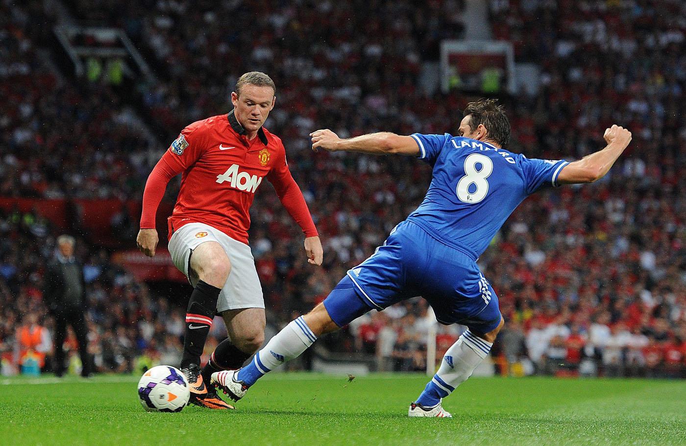 Manchester United vs. Chelsea FC