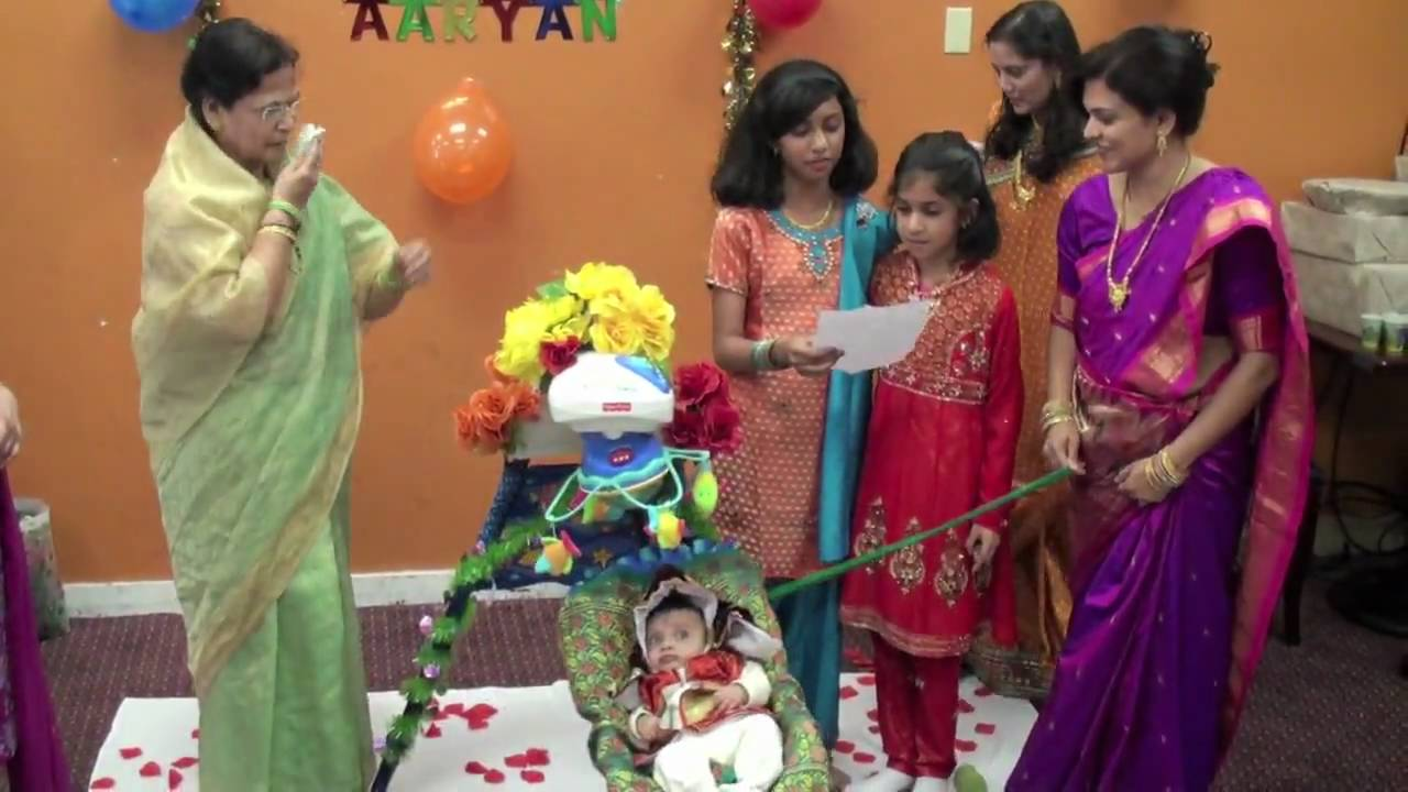 Baby naming ceremonies from across the globe for Baby namkaran decoration