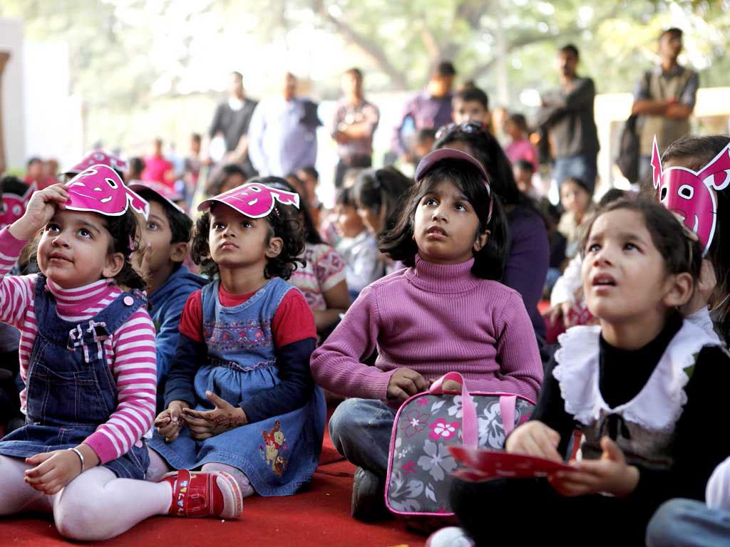 awareness in kids
