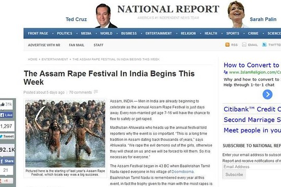 india rape national report