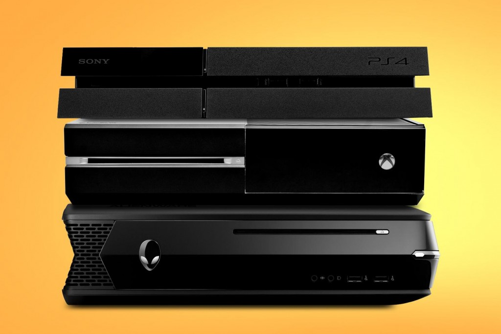 PS4-Xbox-One-PC