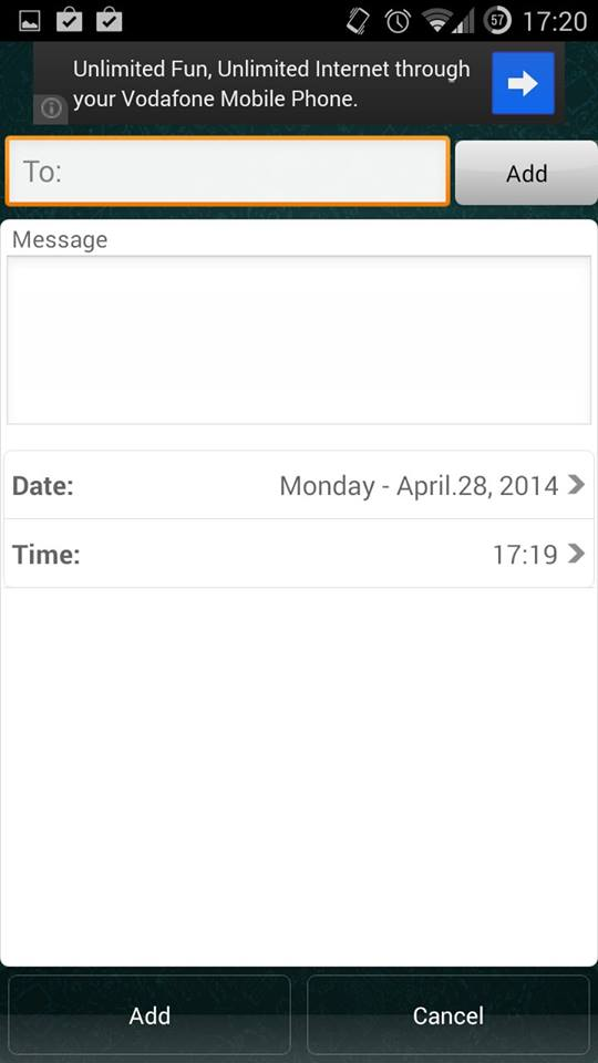 Whatsapp Message Scheduler Lite 2