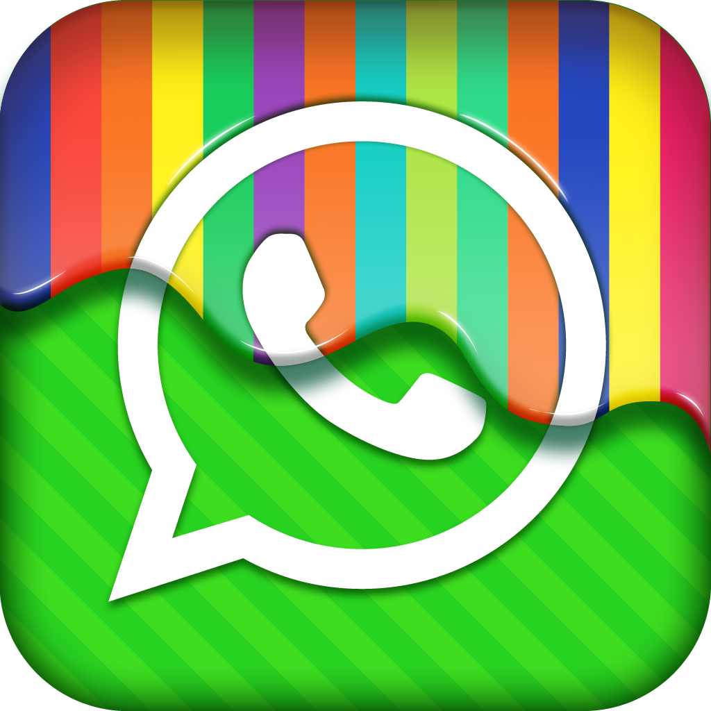 whatsapp icon colorful