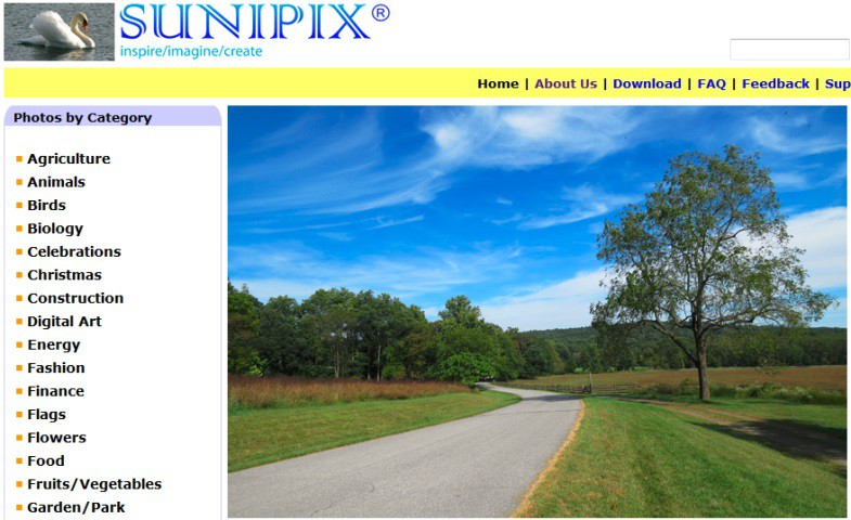 sunipix free stock images