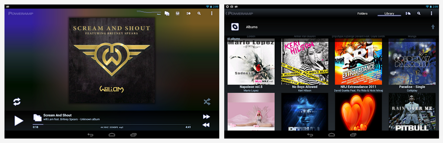 poweramp best music player for android