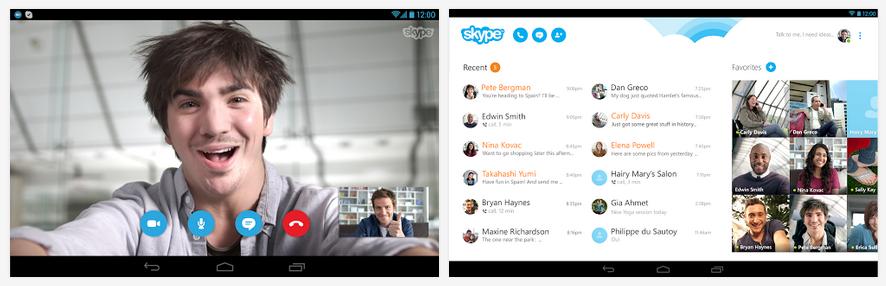 skype for smart phone
