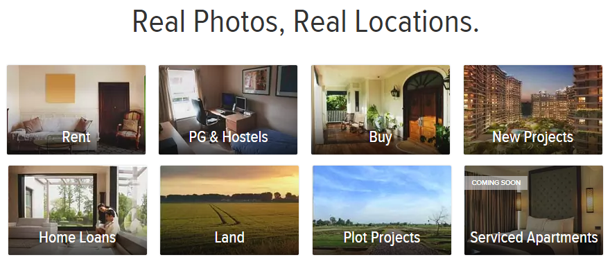 housing property search app for android