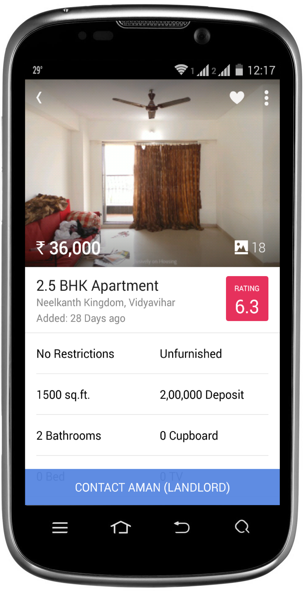 housing.com android app 3