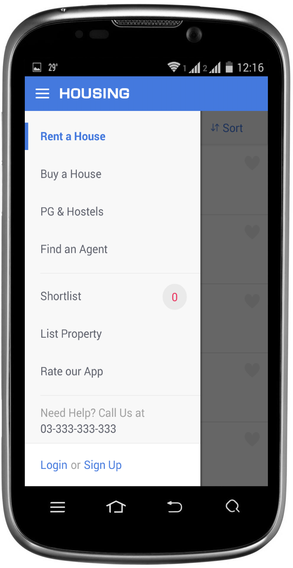 housing.com android app 4