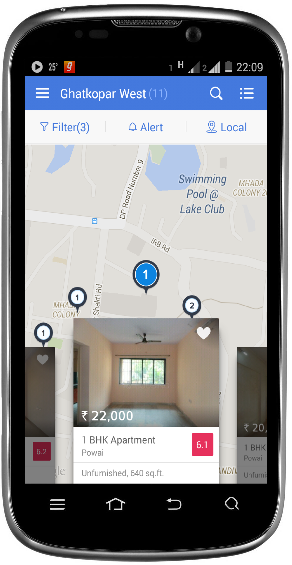 housing.com android app 7
