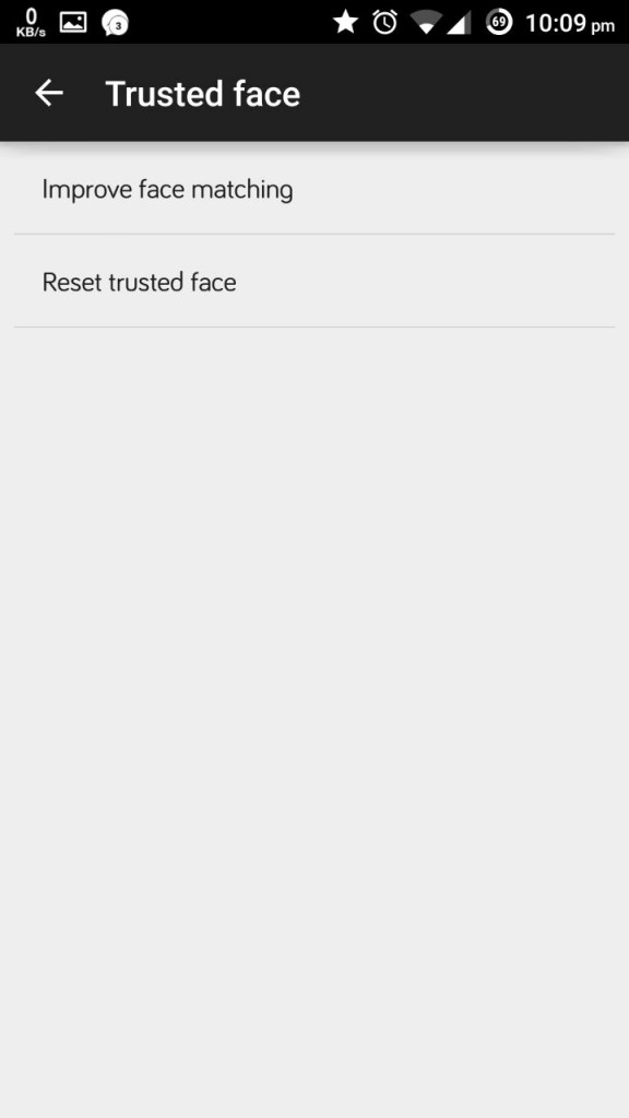 Trusted Face