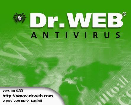 dr web antivirus