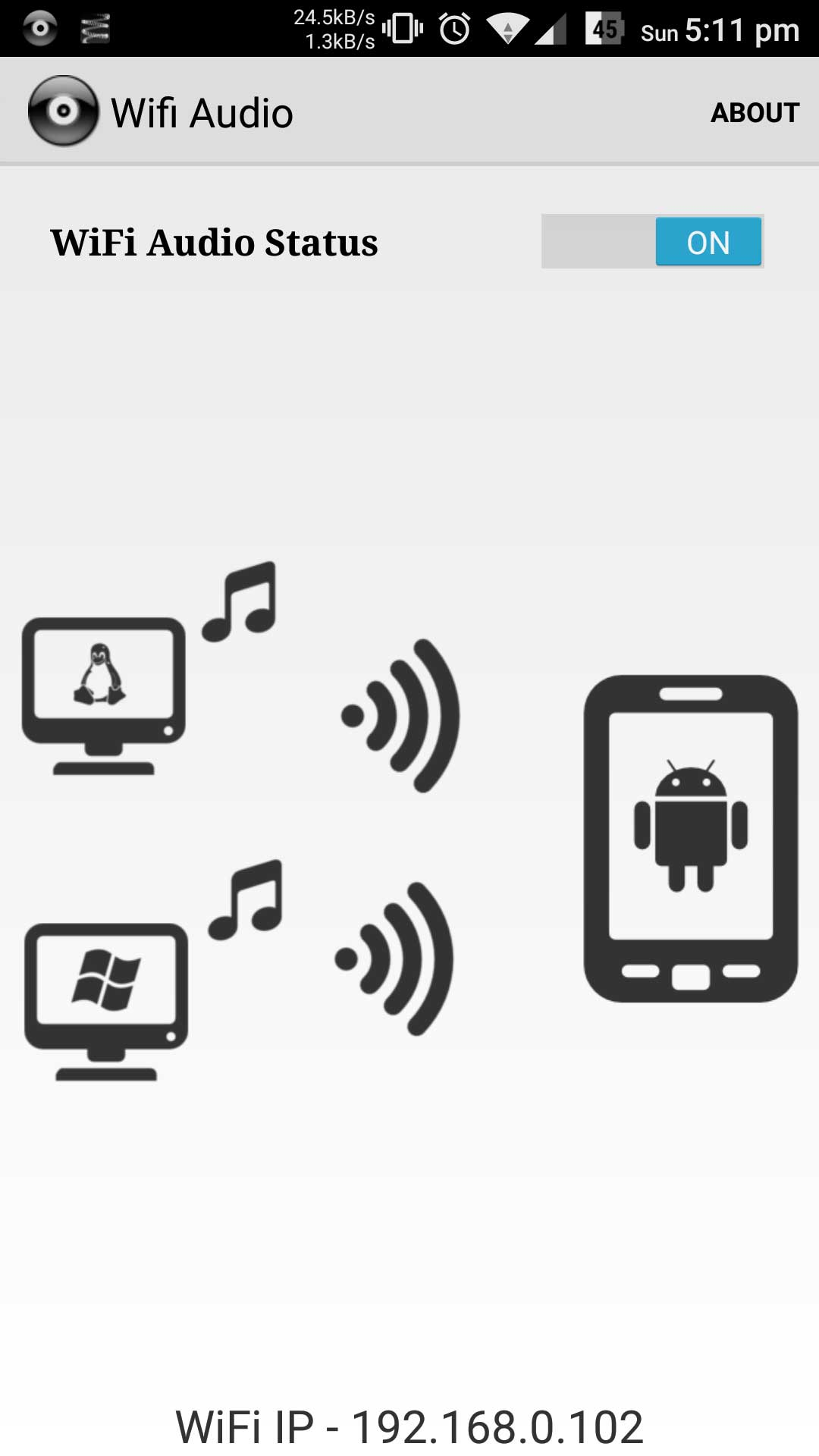 how to wirelessly turn off a pc with its ip