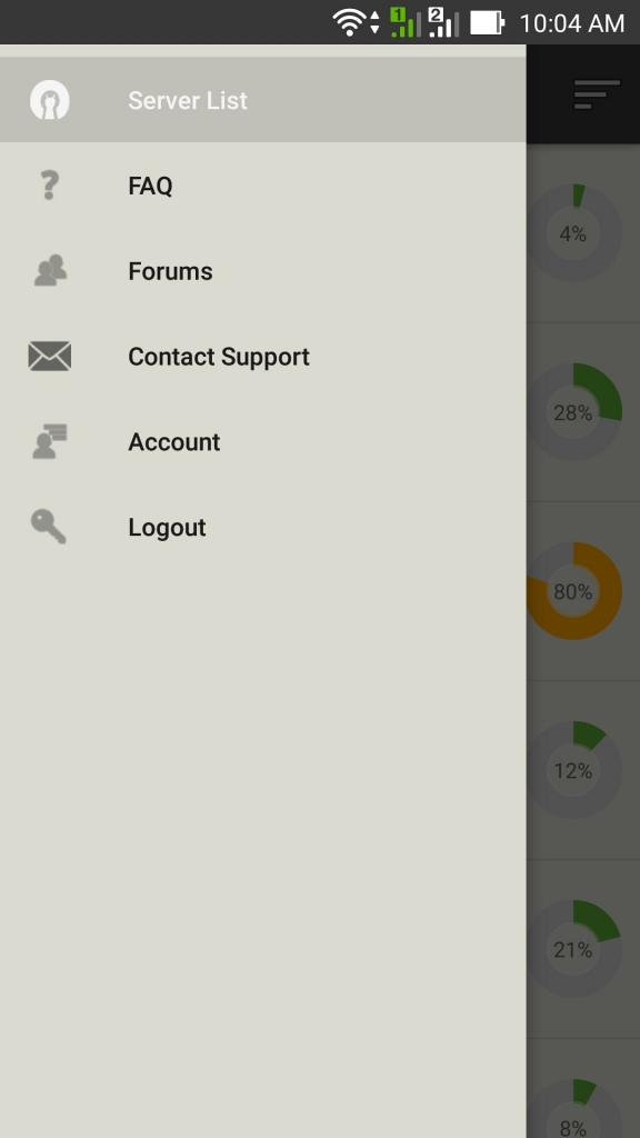 ipvanish android app 5