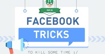 Top 20 Facebook Tricks to Kill Some Time