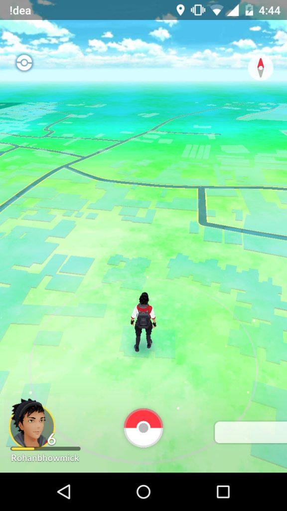 pokemon go screenshot (1)