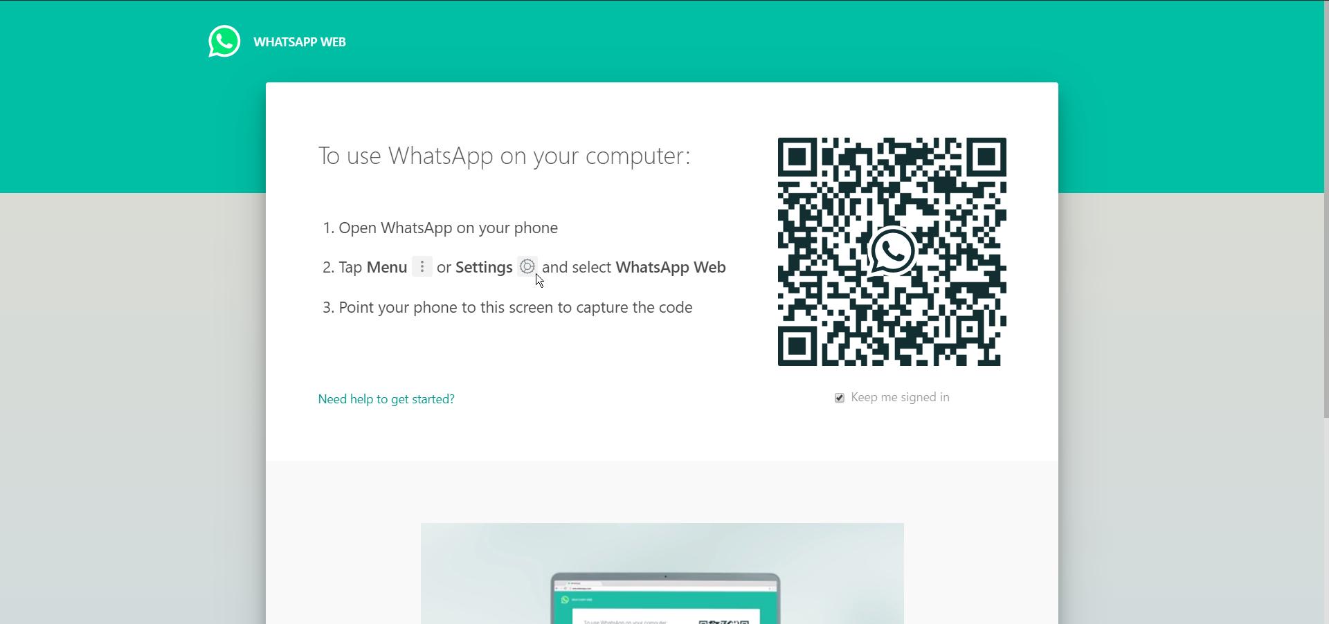 Whatsapp Web Complete Guide On Web Whatsapp Com