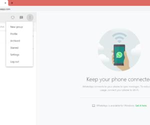 Fix WhatsApp Web Not Downloading Files